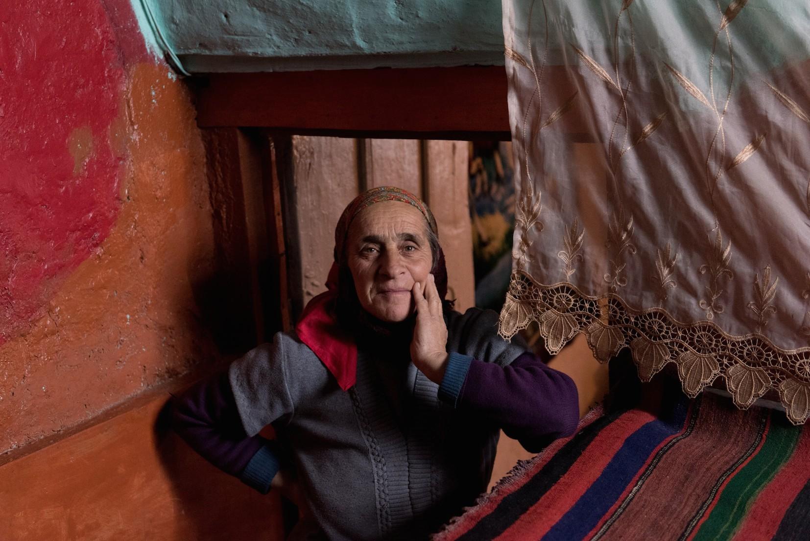 Babakhanova Gioulistan, 53 ans, une fille, femme au foyer