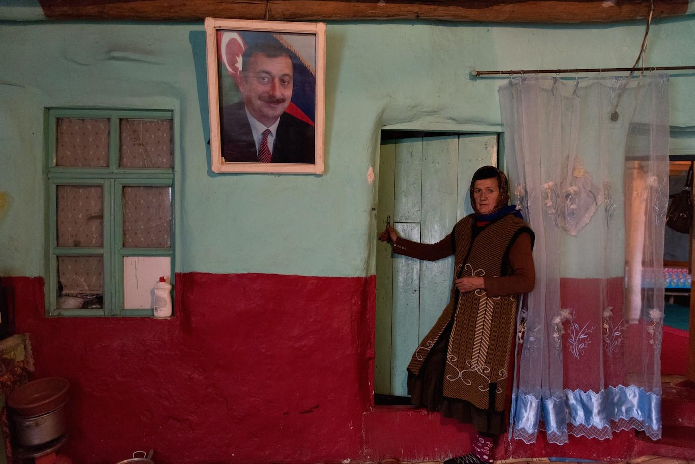 Babakhanova Raguil, 47 ans, 3 enfants, femme au foyer