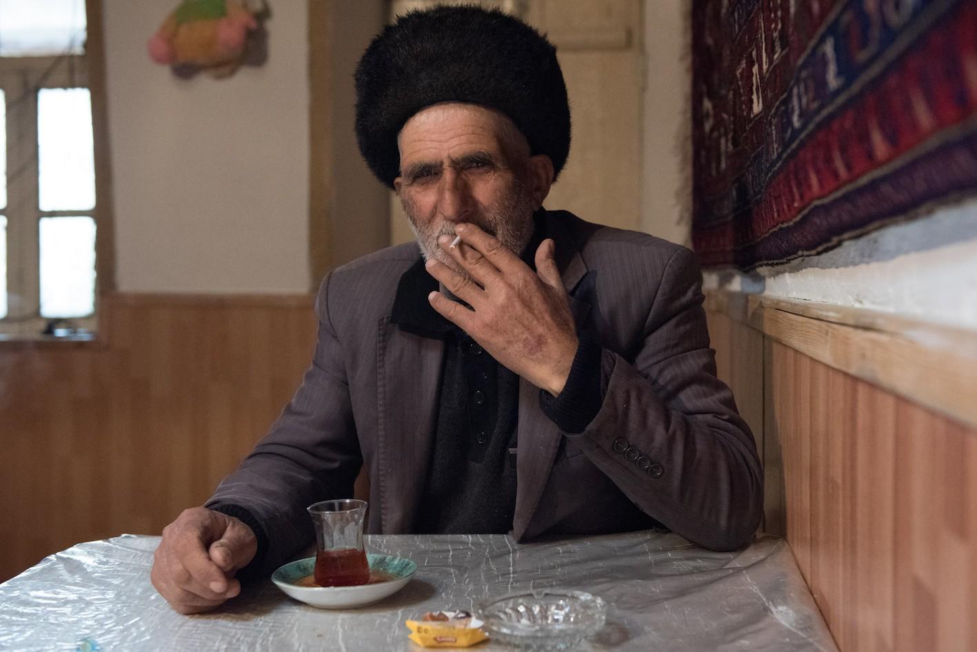 Khalfemedov Rafik, 70 ans, 5 enfants, ancien berger