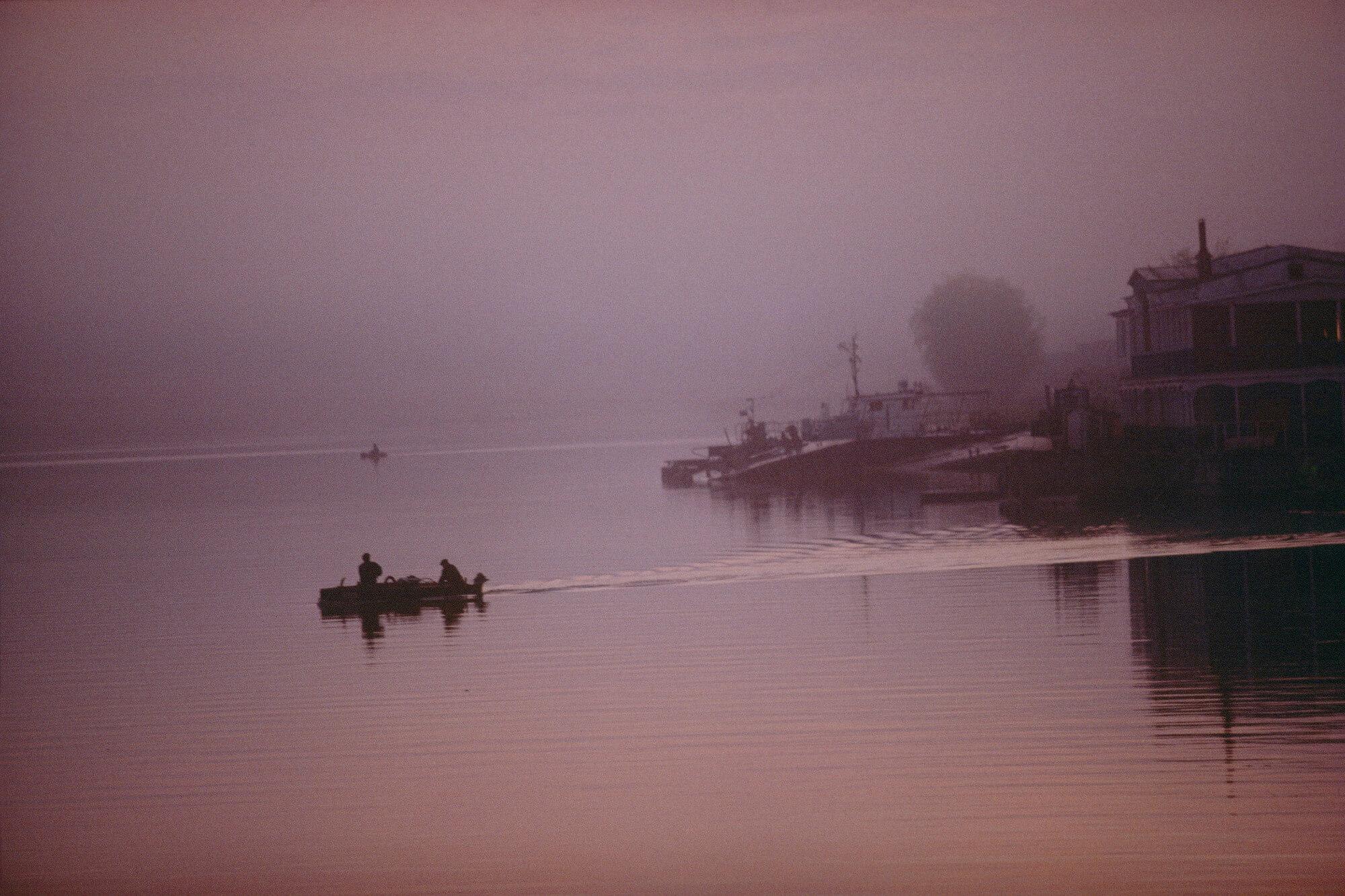 Russie, Astrakhan, Delta de la Volga. 1998. - © Reza