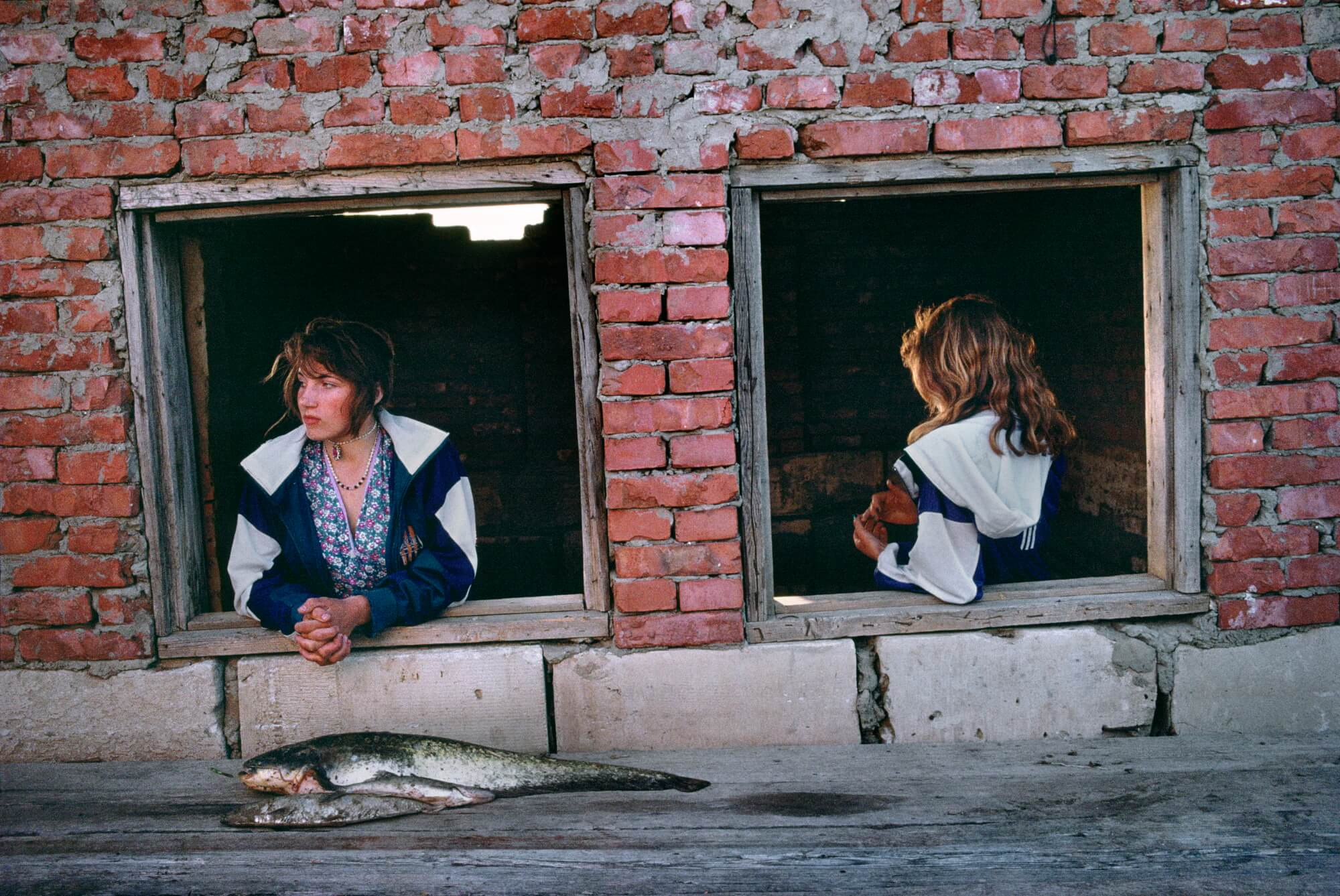 Russie. 1997.  - © Reza