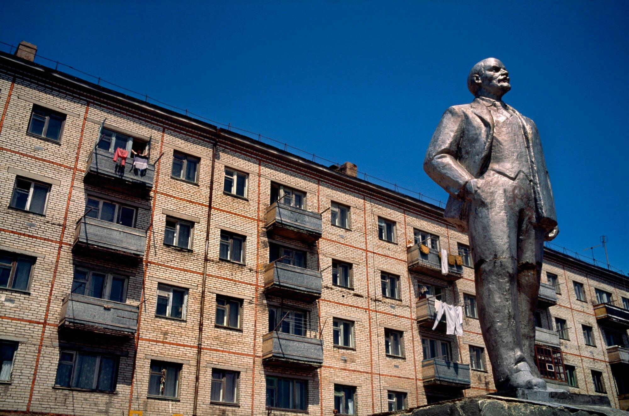 Fédération russe, Lazarov, 1999. - ©Reza