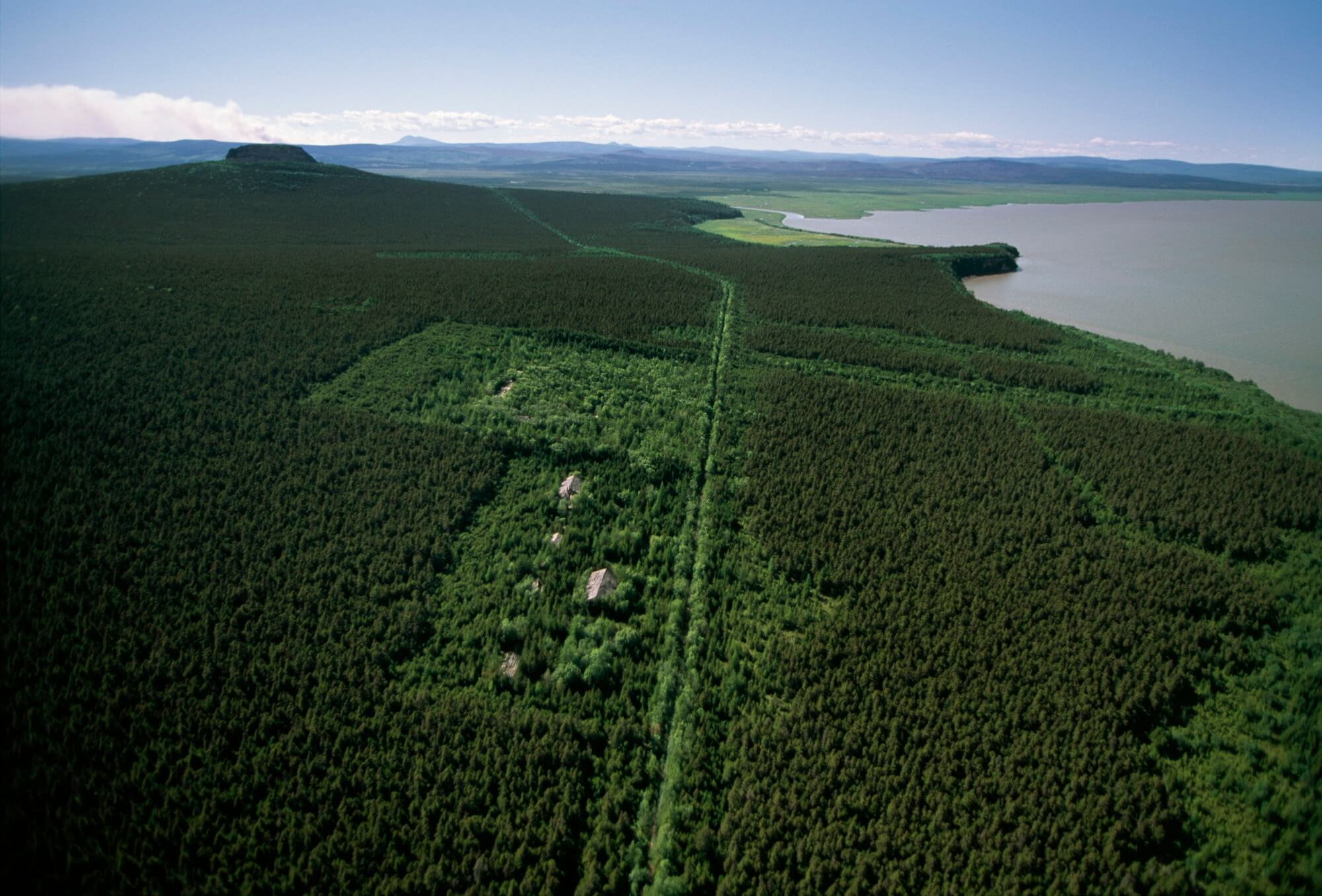 Fédération de Russie, Camp 507, Cap Nevelsky, 1999 - © Reza