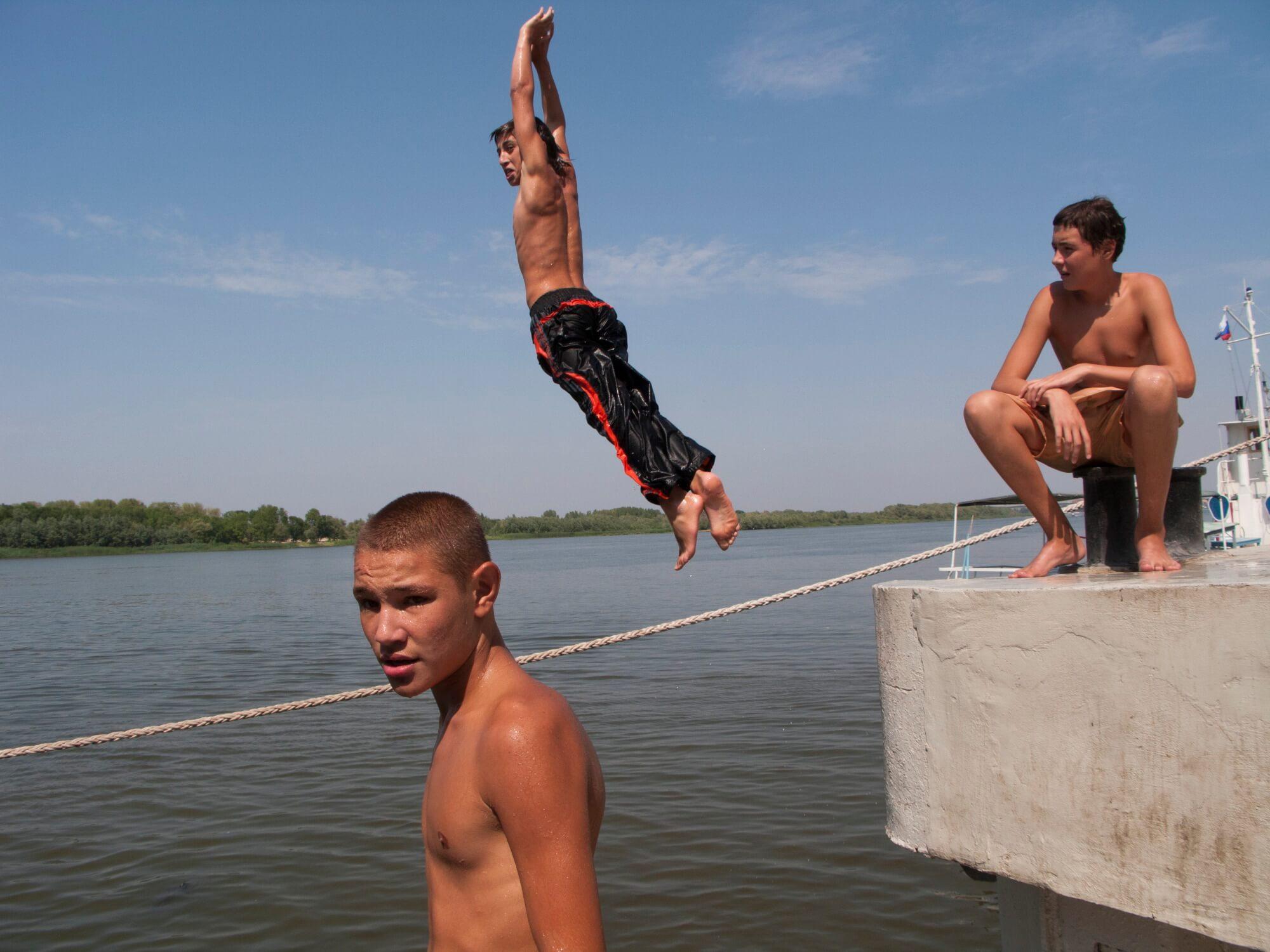 Russie, Astrakhan, 2008. - © Reza