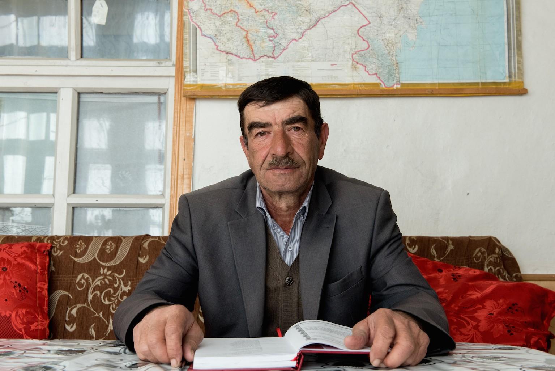 Soultanov Soultan, 59 ans, 5 enfants, bibliothécaire