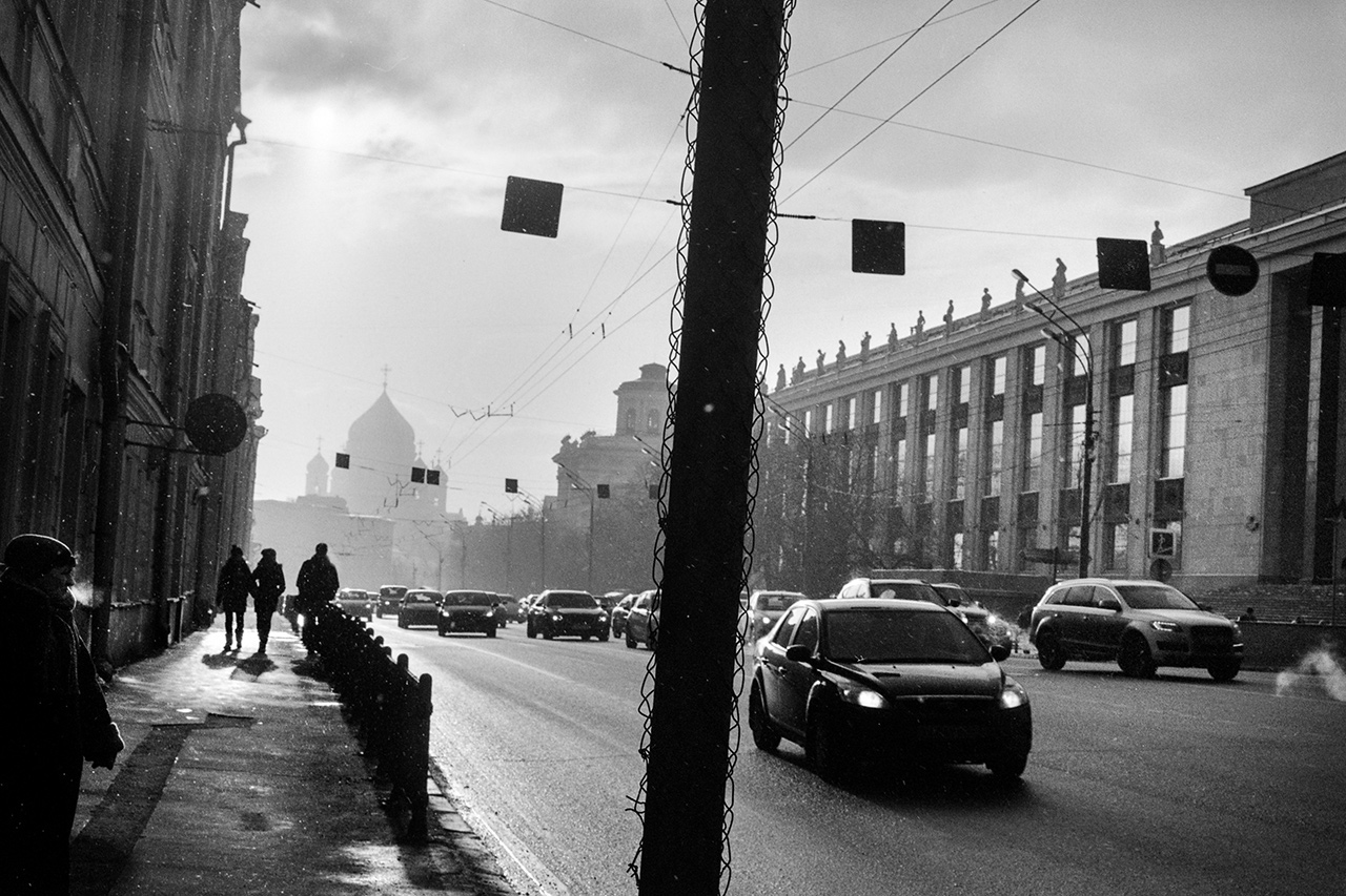 """Histoires russes"", Moscou, 2014"