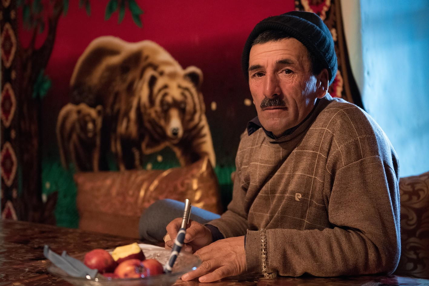 Chabanov Ioussif, 47 ans, 3 enfants, soudeur