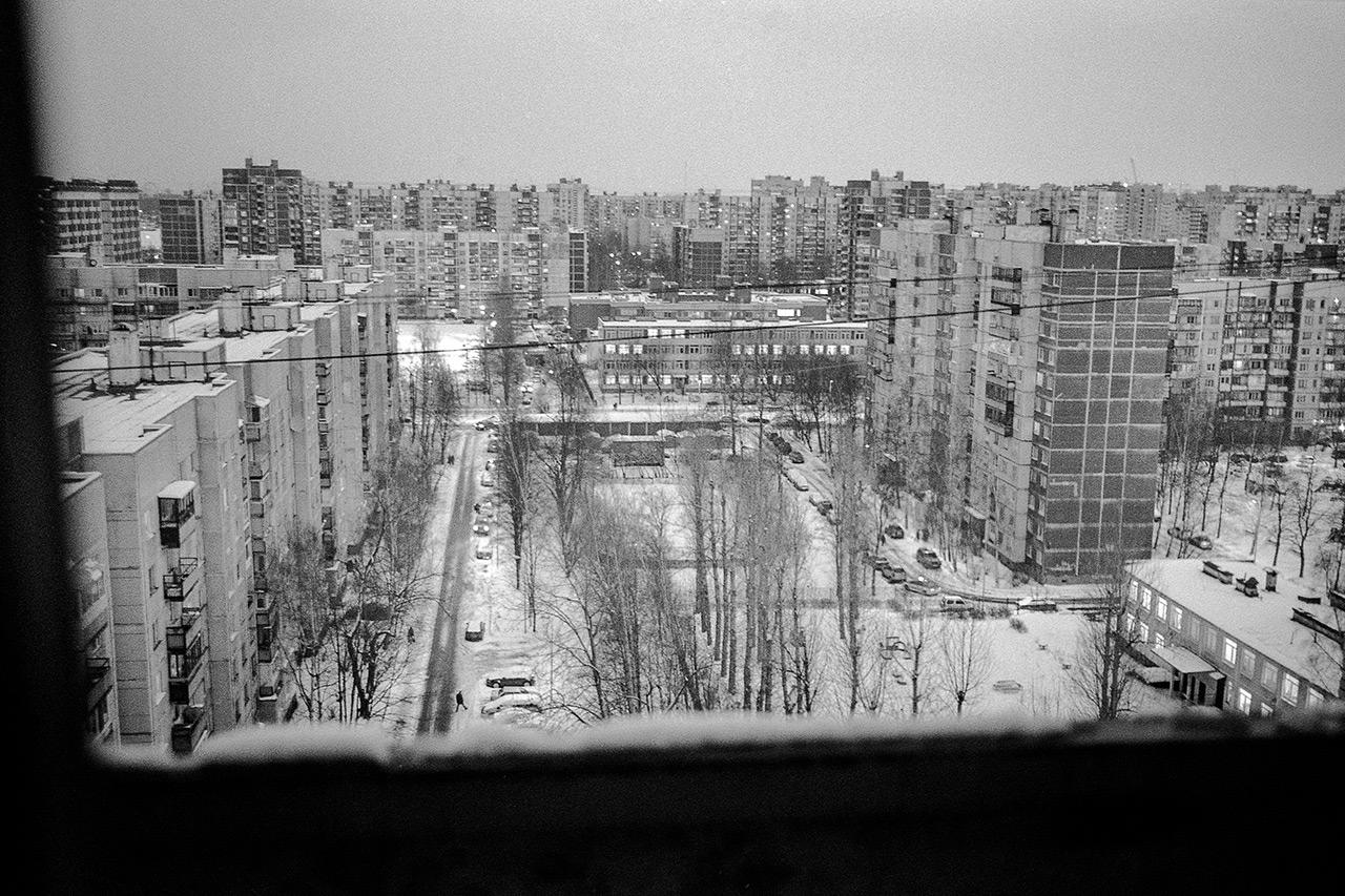 """""""Extérieur"""", Saint-Pétersbourg, 2015"""