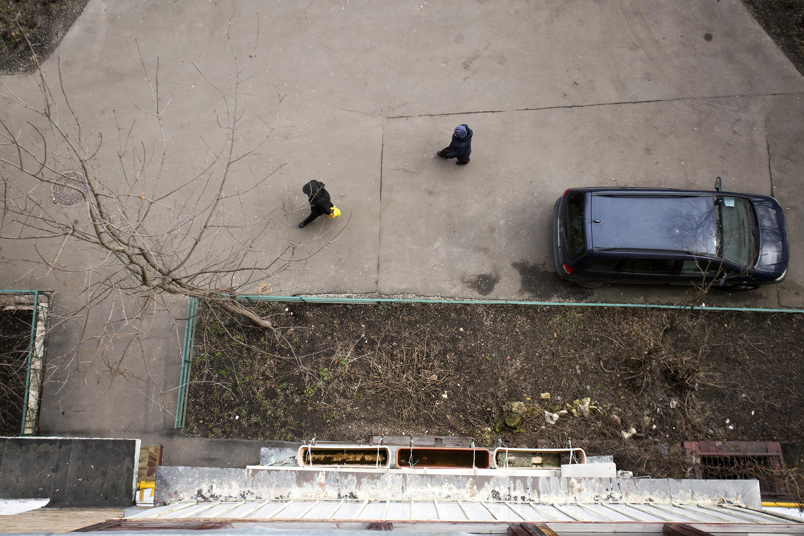 Journal de la quarantaine, 29 mars 2020, Jour 11 © Kseniya Yablonskaya