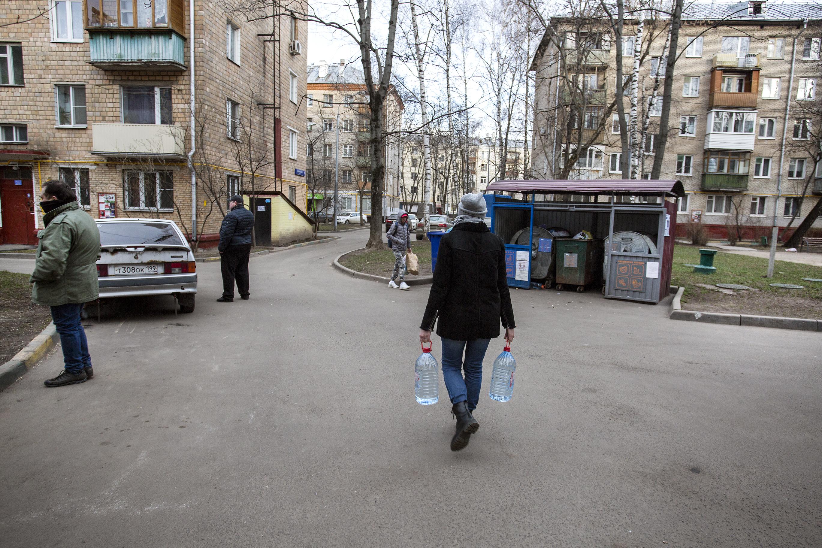 Journal de la quarantaine, 22 mars 2020, Jour 4 © Kseniya Yablonskaya