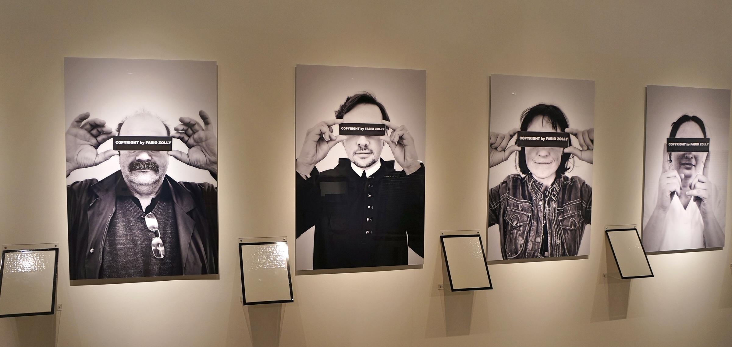 L art contemporain les yeux ferm s la dame de pique for Miroir dans l art