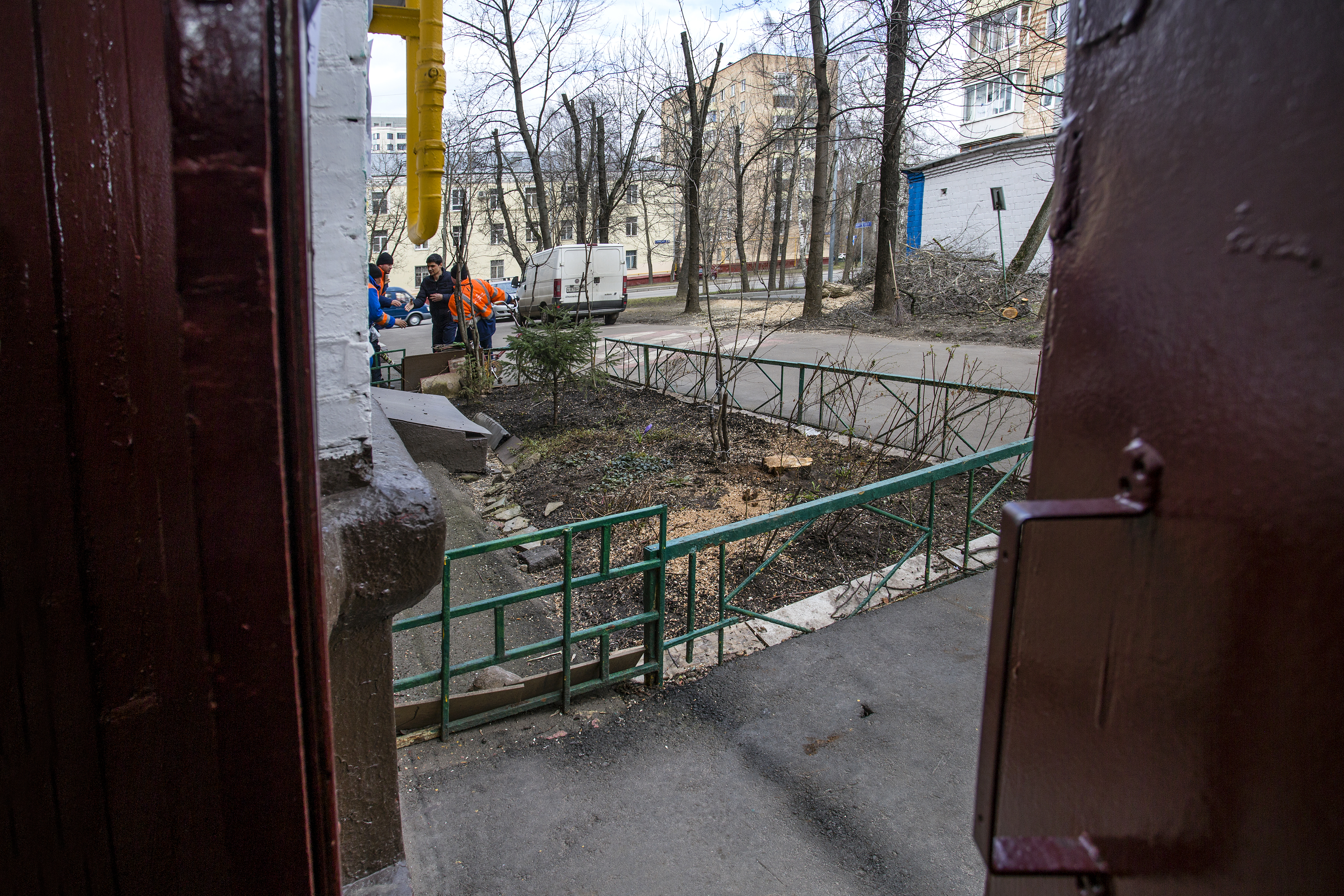 Journal de la quarantaine, 20 mars 2020, Jour 2 © Kseniya Yablonskaya