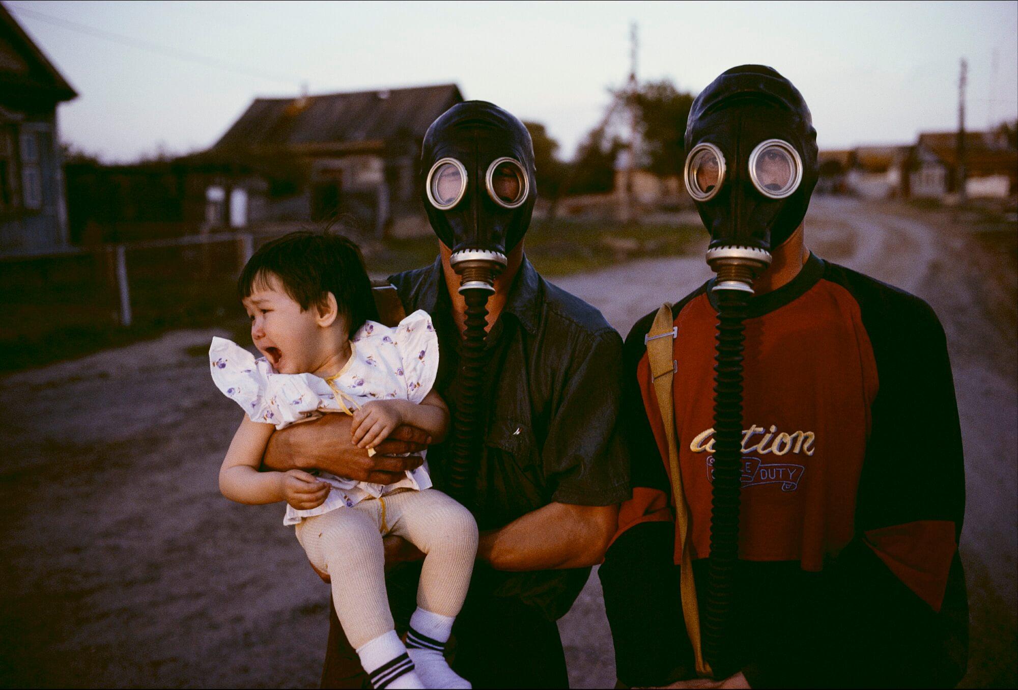 Russie. 1997 - © Reza