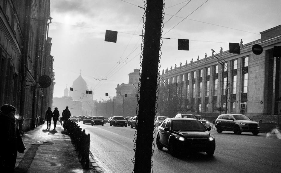 """""""Histoires russes"""", Moscou, 2014"""